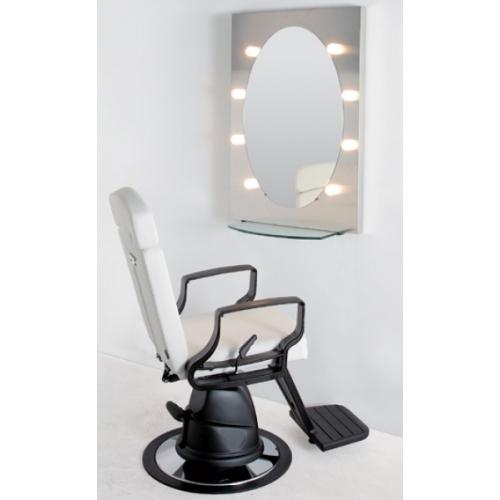 Item 15232310 Make Up Stol PARIS i hvidsort