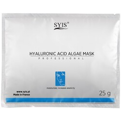 Item A111684 SYIS algae mask with hyaluronic acid