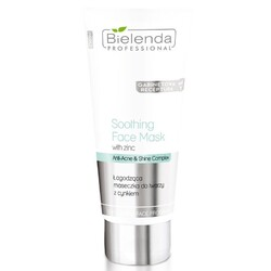Bielenda soothing facial mask with zinc 70g