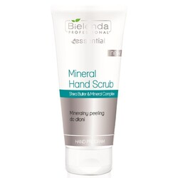 Bielenda Mineral Scrub 175g hand