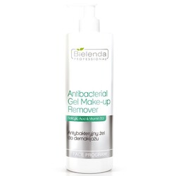 Bielenda Antibacterial facial make-up remover 200g