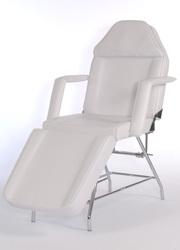 Kosmetolog stol standard i Hvid