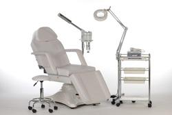 Item 35400930 Klinikudstyr Kosmetologkabine Hydralique Hvid