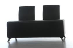 Item 35411006 Sofa Exklusive i sort