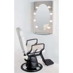 Item 15232310 Make-Up Stol PARIS i hvid/sort