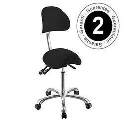 Item S35415030 Sadelstol med ryg i sort