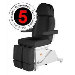 Fodterapeut stol 5 motors grå