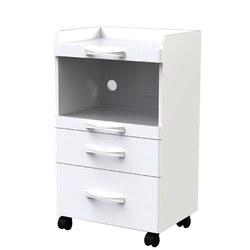 Klinikbord AUX i hvid